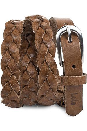 Lois Cinturón Cinturón para mujer de piel genuina de la firma para mujer