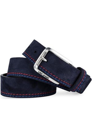 Lois Cinturón Cinturón para hombre de piel genuina de la firma para mujer
