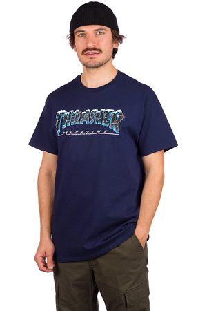 Thrasher Black Ice T-Shirt