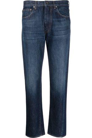 Totême Mujer Acampanados - Mid-rise flared denim jeans