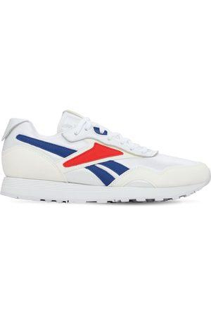 "Reebok   Mujer Sneakers ""rapide Vb"" /rojo/azul 6.5"