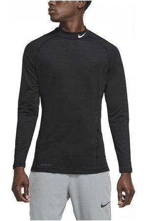 Nike Camisa manga larga CAMISETA NEGRA HOMBRE Pro Warm CU4970 para hombre
