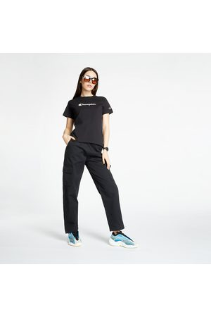 Champion Mujer Pantalones cargo - Cargo Pants Black