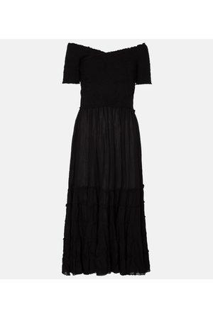 POUPETTE ST BARTH Mujer Midi - Exclusivo en Mytheresa – vestido midi Soledad