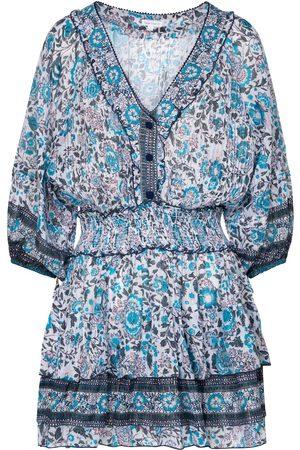 POUPETTE ST BARTH Mujer Estampados - Exclusivo en Mytheresa – vestido corto Ariel floral