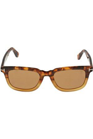 Tom Ford | Mujer Gafas De Sol Dario Cuadradas De Acetato /brown Unique