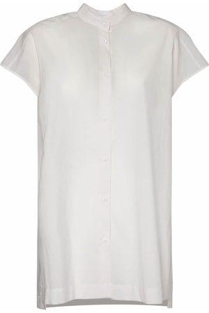 Max Mara Mujer Túnicas - | Mujer Camisa Túnica De Mezcla De Algodón 36