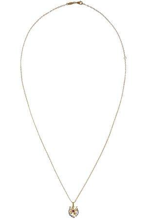 Dolce & Gabbana Collar en oro blanco y amarillo de 18kt
