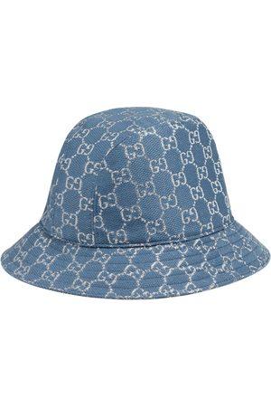 Gucci Sombrero de pescador con motivo GG