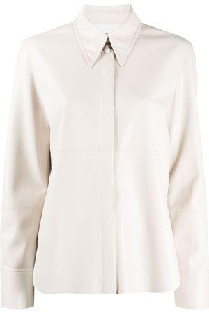 Nanushka Camisa con paneles
