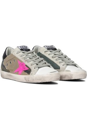 Golden Goose Exclusivo en Mytheresa – zapatillas Superstar de piel