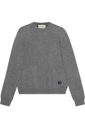 Gucci Hombre Jerséis y suéteres - Jersey con logo bordado