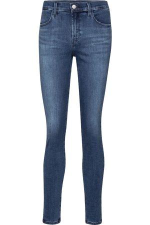 J Brand Jeans skinny Sophia de tiro medio