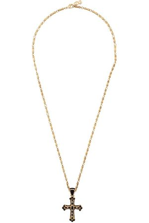Dolce & Gabbana Collar con cruz