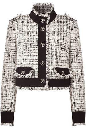 Dolce & Gabbana Mujer Chaquetas - Chaqueta corta de tweed