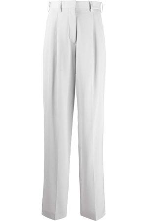 Pantalones De Talle Alto De Mujer Pantalones Vestir Fashiola Es