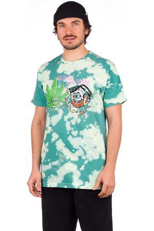 Killer Acid Wake And Bake T-Shirt tiedye