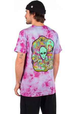 Killer Acid No Bad Trips T-Shirt tiedye