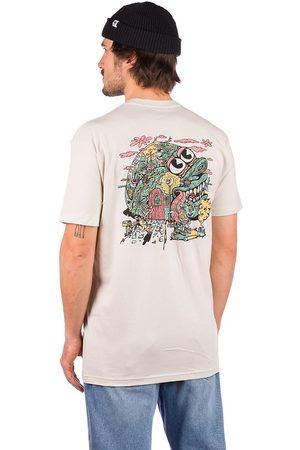 Killer Acid Way Out West T-Shirt blanco