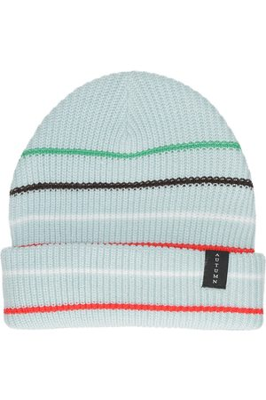 Autumn Headwear Select Multi Stripe Beanie azul