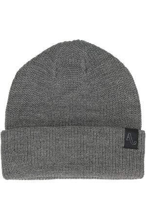 Autumn Headwear Simple Beanie gris