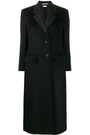 Thom Browne Mujer Abrigos largos - Abrigo a media pierna con botones