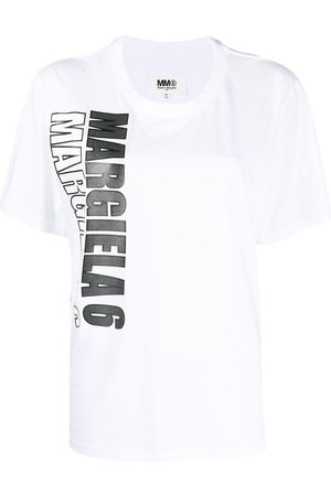 MM6 MAISON MARGIELA Camiseta con logo estampado