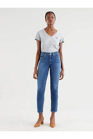 Levi's Mujer Cintura alta - 312™ Shaping Slim Jeans Neutral / Lapis Breeze