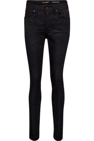 Saint Laurent Jeans skinny de tiro alto