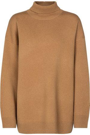 Burberry Jersey de cachemir de cuello alto