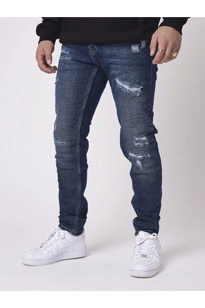 Project X Paris Hombre Pantalones slim y skinny - Pantalón pitillo - para hombre