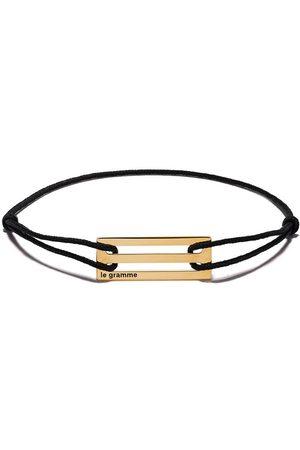 Le Gramme Pulsera de cuerda en oro amarillo de 18kt