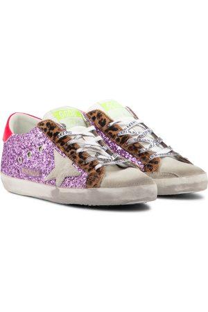 Golden Goose Zapatillas Superstar con glitter