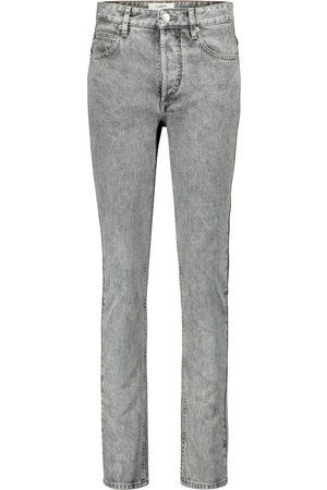 Isabel Marant, Étoile Jeans ajustados Biliana de tiro medio