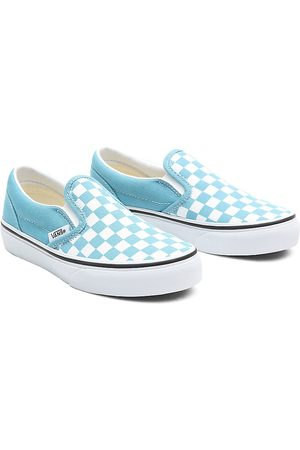 Vans Zapatillas deportivas - Zapatillas De Niños Checkerboard Classic Slip-on