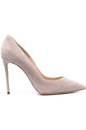 Casadei Zapatos de tacón con puntera en punta