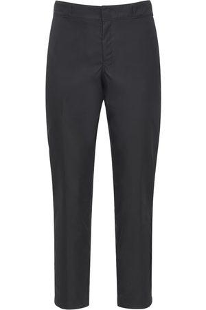 Prada | Hombre Pantalones De Nylon Con Logo 44