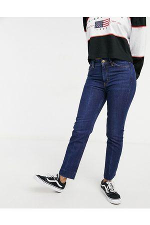 MiH Jeans Vaqueros capri azul oscuro lavado Daily de Mih