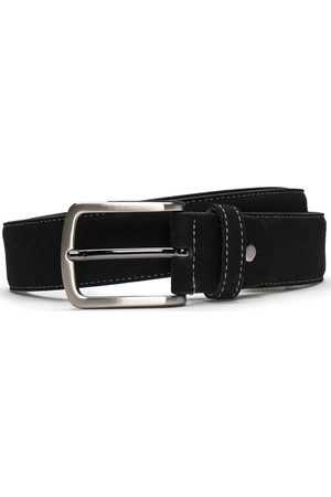 Nae Vegan Shoes Cinturón BeltGava_Black para hombre