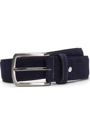 Nae Vegan Shoes Hombre Cinturones - Cinturón BeltGava_Blue para hombre