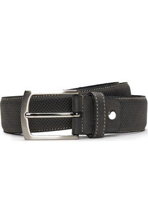 Nae Vegan Shoes Cinturón BeltCanet_Grey para hombre