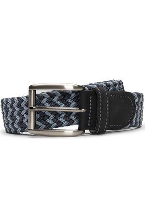 Nae Vegan Shoes Cinturón BeltPrat_Blue para hombre