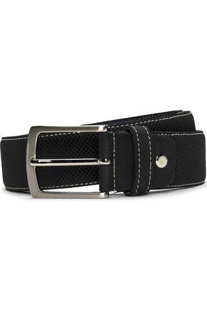 Nae Vegan Shoes Cinturón BeltCanet_Black para hombre