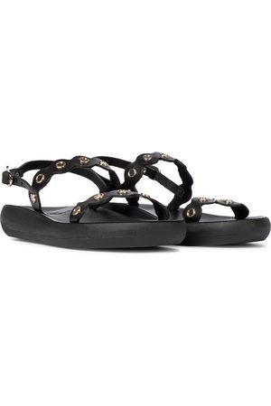 Ancient Greek Sandals Sandalias Clio Comfort de piel