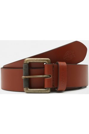 Dickies Cinturón South shore leather belt para hombre