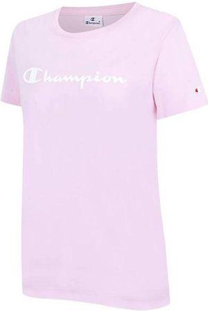 Champion Camiseta CREWNECK T-SHIRT para mujer