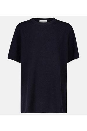EXTREME CASHMERE Camiseta N° 64 de cachemir