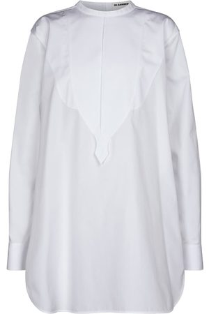 Jil Sander Camisa Saturday de algodón