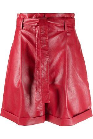 Serafini Pantalones cortos con cintura lazada
