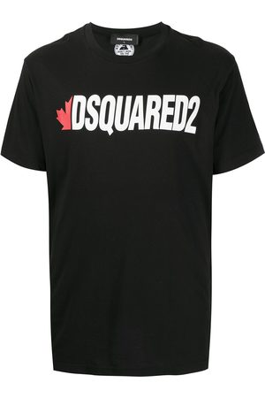 Dsquared2 Camiseta con logo estampado